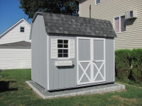 8' x 10' Signature Dutch Shed