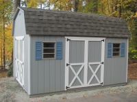 12' x 14' Signature Dutch Shed