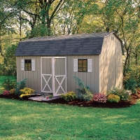 10' x 16' Signature Lanco Dutch Shed