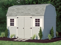 8' x 12' Signature Vinyl Dutch Barn