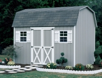 8' x 12' Vinyl Signature Dutch Shed