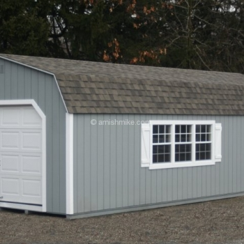 12' x 30' Dutch Garage