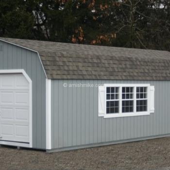 12' x 30' Dutch Garage
