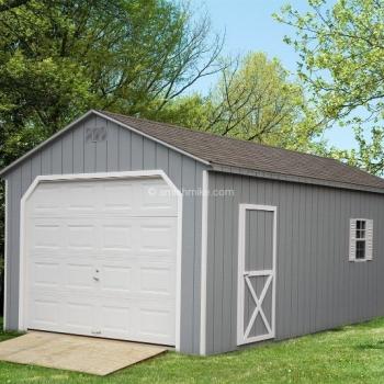 Lanco Wood Garage