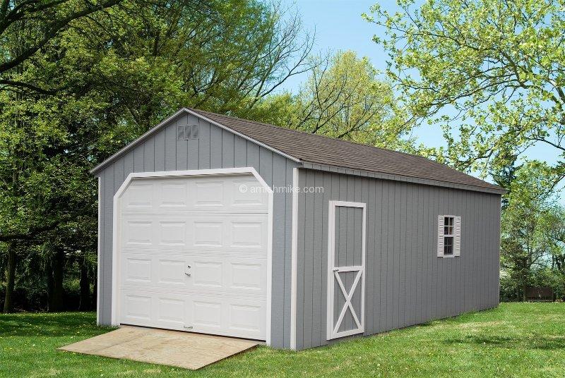Amish Sheds Garages Shed Door Plans