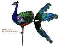 Peacock Spinner