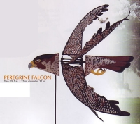Peregrine Falcon Spinner