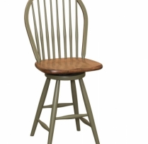 K-241510 Kitchen-Lg Windsor Stool