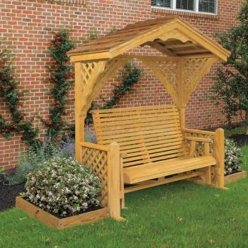 Kiz-Garden Wood