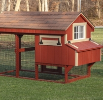 4x8ft Chicken Range