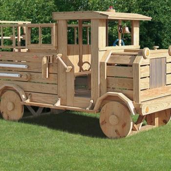 Fire Truck Model # 400