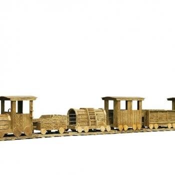 6 Piece Train Vehicle Playset $4,085.00