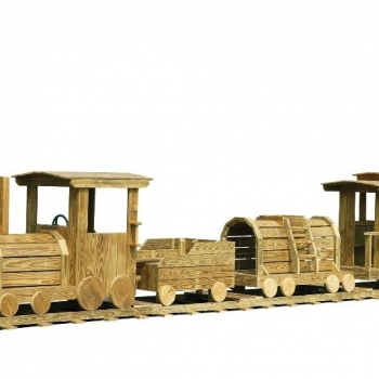 4 Piece Train Set $2,640.00