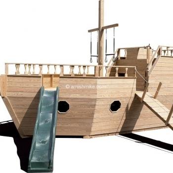 Large Boat Playset $4,570.00