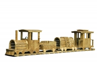 4 Piece Train Set $2,640.00