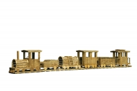 6 Piece Train Vehicle Playset $4,085.00