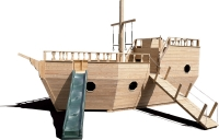 Large Boat Playset $4,570.00