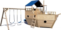 Small Boat with Swingset Playset $2,625.00