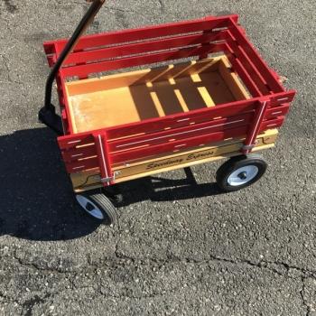Speedway Express Small Wagon