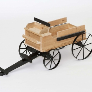 506 Small Hitch Wagon-front