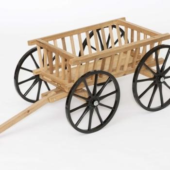 508 Pumpkin Wagon-front