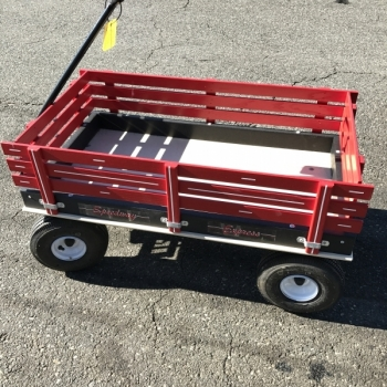 Speedway Express Poly Large Wagon