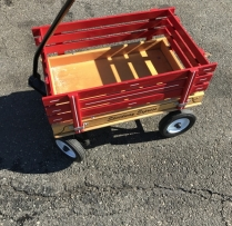 Speedway Express Small Wagon