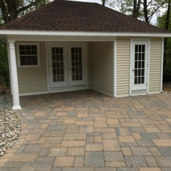 Waterford Pool House 14 x 20