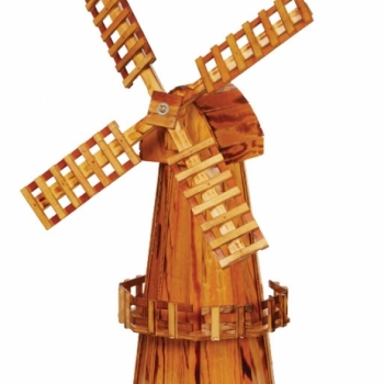 Stained Windmill