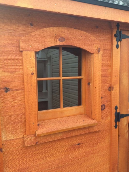 Shed Options And Specifications Amish Mike Amish Sheds