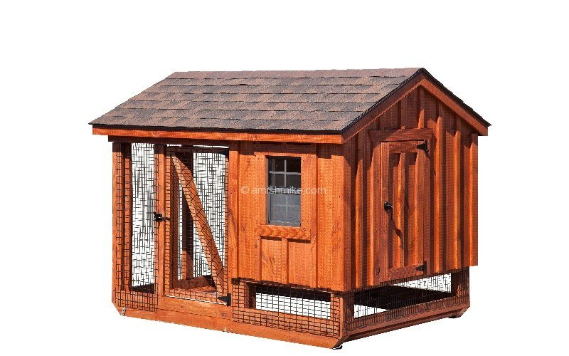 Chicken Coops - Amish Mike- Amish Sheds, Amish Barns, Sheds