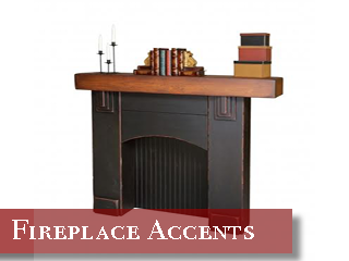 Fireplace-accents